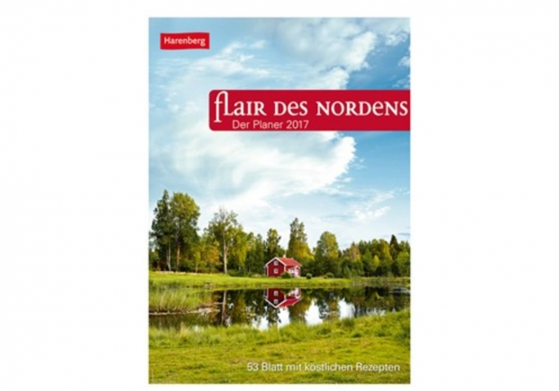 Kalender Flair des Nordens 2017 Cover