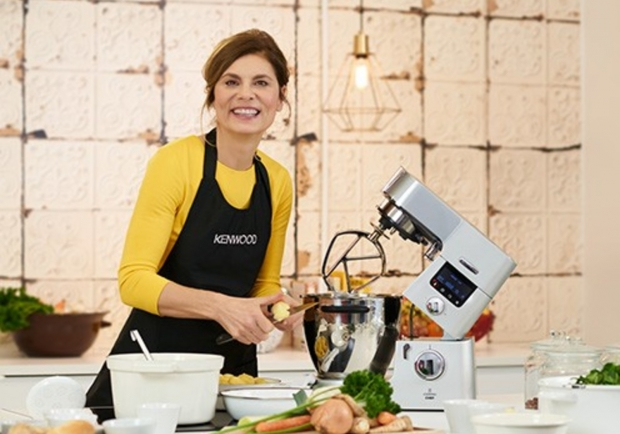 KENWOOD Küchenmaschine Sarah Wiener Advertorial