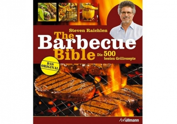 The Barbecue Bible Steven Raichlen Cover