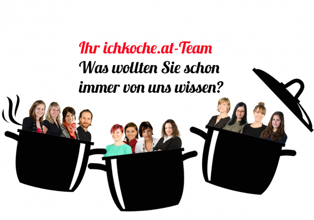ichkoche.at-Team im Topf