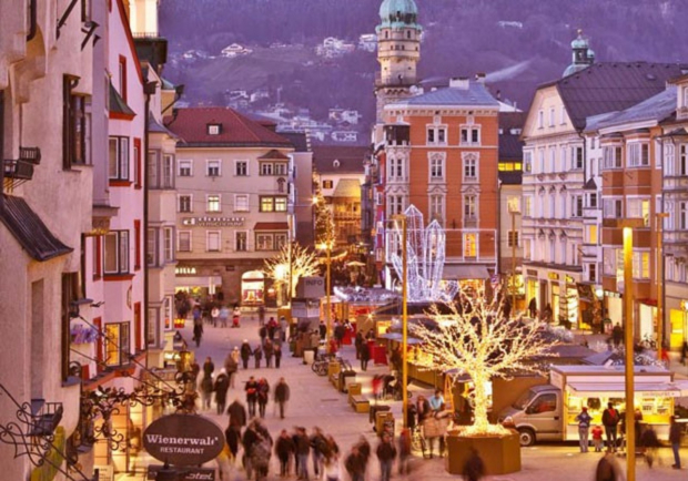 Innsbruck Tourismus Nikolaus Advertorial