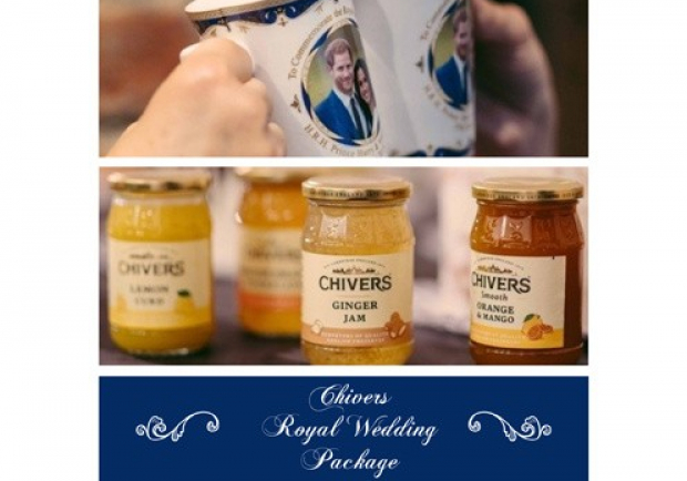 Chivers Royal Wedding Package
