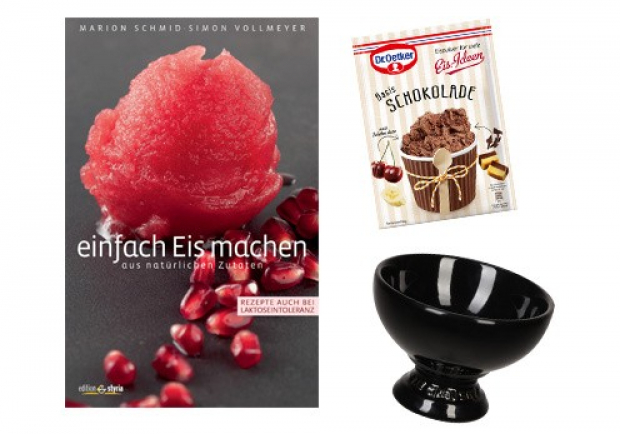Eisbecher Bastel Package