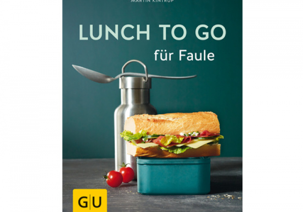 Lunch to go für Faule Cover
