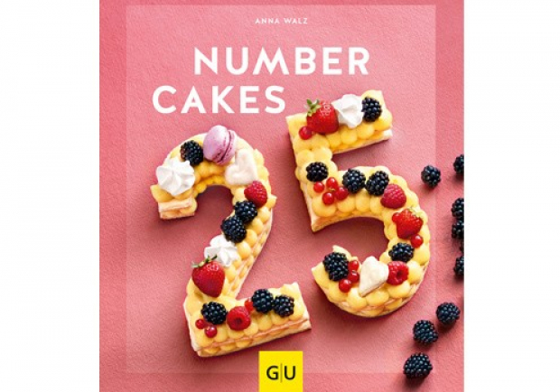Number Cakes Cover